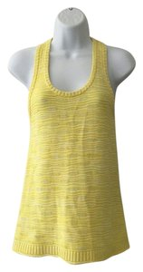 Mossimo Supply Co. Top Yellow