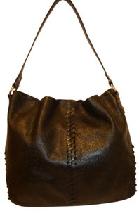 Tignanello Refurbished Leather Lg Hobo Bag