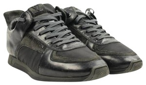 Louis Vuitton Runner Trainer Hero Ace Black Athletic