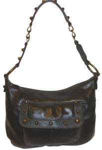 JFW Refurbished Leather Lined Shoulder Bag