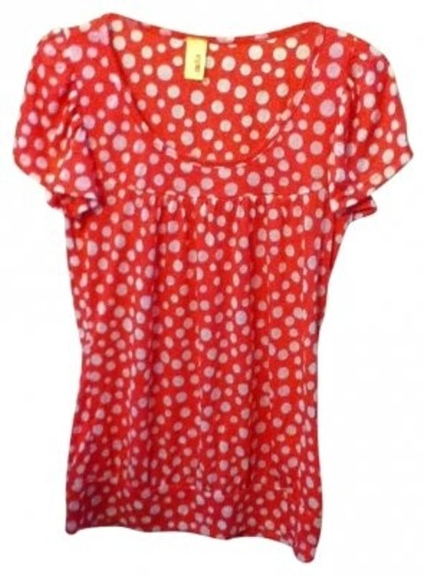 Preload https://item3.tradesy.com/images/julia-peach-to-pink-blouse-size-10-m-16952-0-0.jpg?width=400&height=650