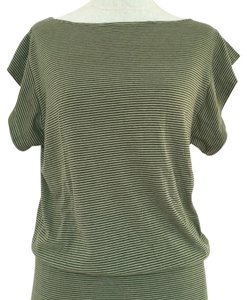 Max Studio T Shirt Green