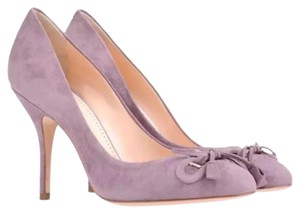 Bally Mauve Lilac Pumps