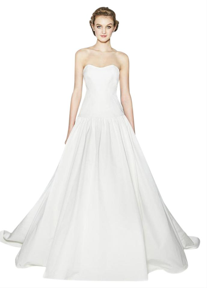 Nicole miller bridal laurel wedding dress on sale 72 off for Best way to sell used wedding dress