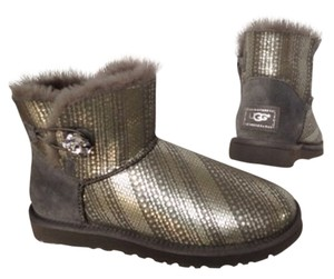 UGG Boots Gray/silver Boots