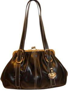 Wilsons Leather Refurbished Satchel Shoulder Bag