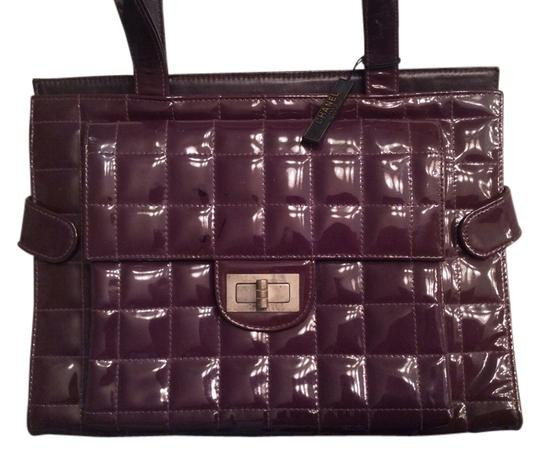 Chanel Satchel in Purple
