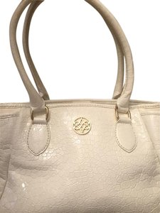 Antonio Melani Satchel in White