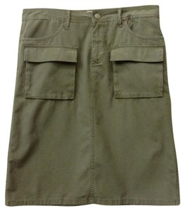 Ralph Lauren Skirt Military green