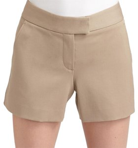 Theory Mini/Short Shorts Beige