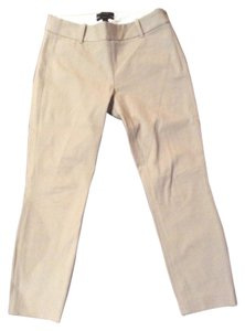 J.Crew Stretch Skinny Pants Khaki