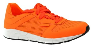 Gucci Men's Sneakers Orange Athletic