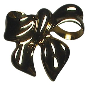 Vintage Fashion Bow Brooch