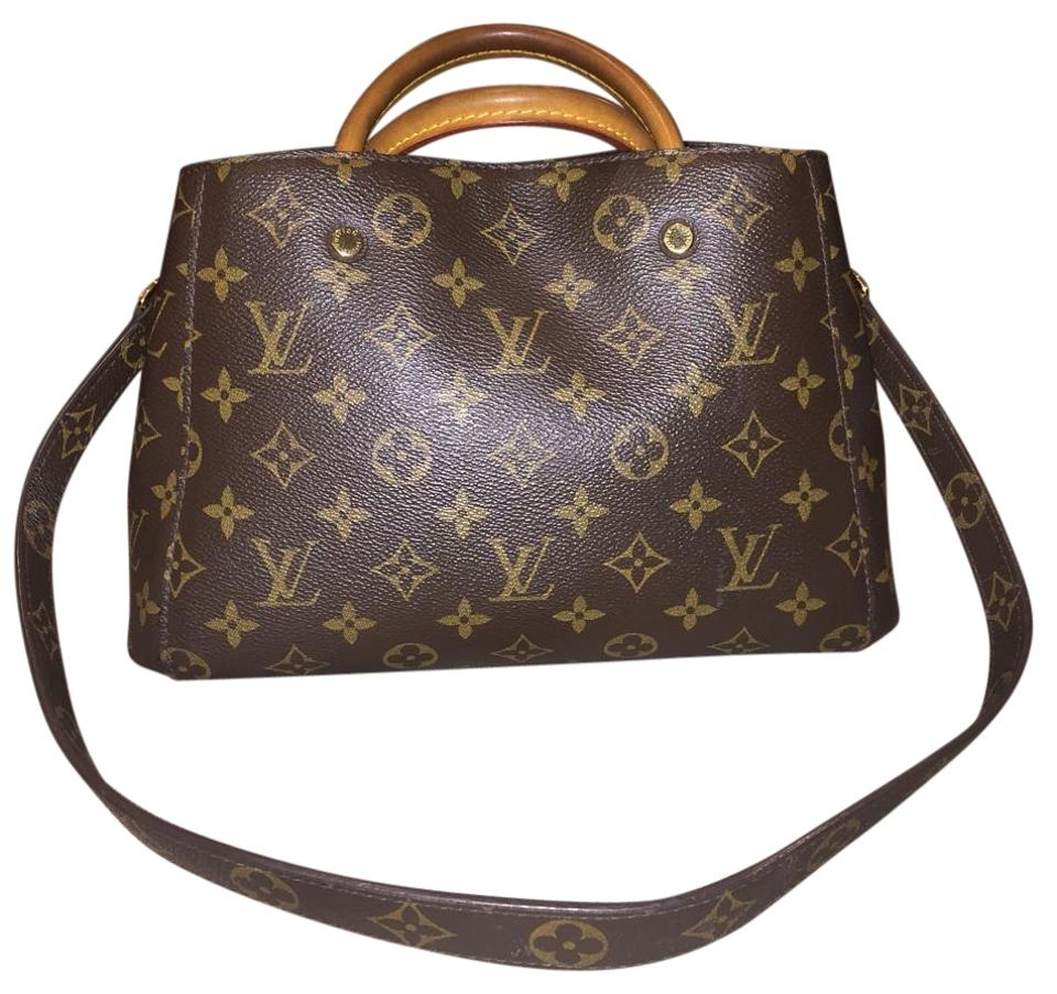 Louis Vuitton Montaigne Speedy Dora Bb Monogram Handbag Mini Micro ... c995d79526ac2