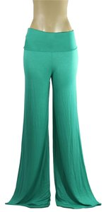 Other Super Flare Pants caribbean green