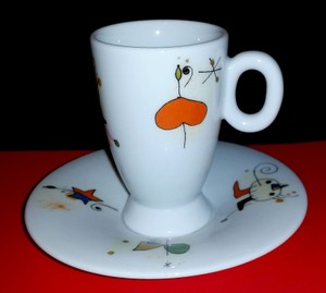 Espresso Cup Decorative Objects