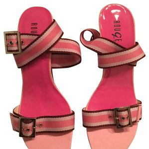 Rouge Helium Pink Sandals