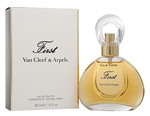 Van Cleef & Arpels FIRST by VAN CLEEF & ARPELS Eau de Toilette Spray ~ 2.0 oz / 60 ml