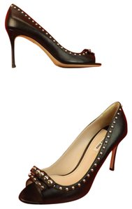 Miu Miu Nero Pumps