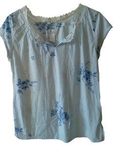 Aria T Shirt Blue Multi