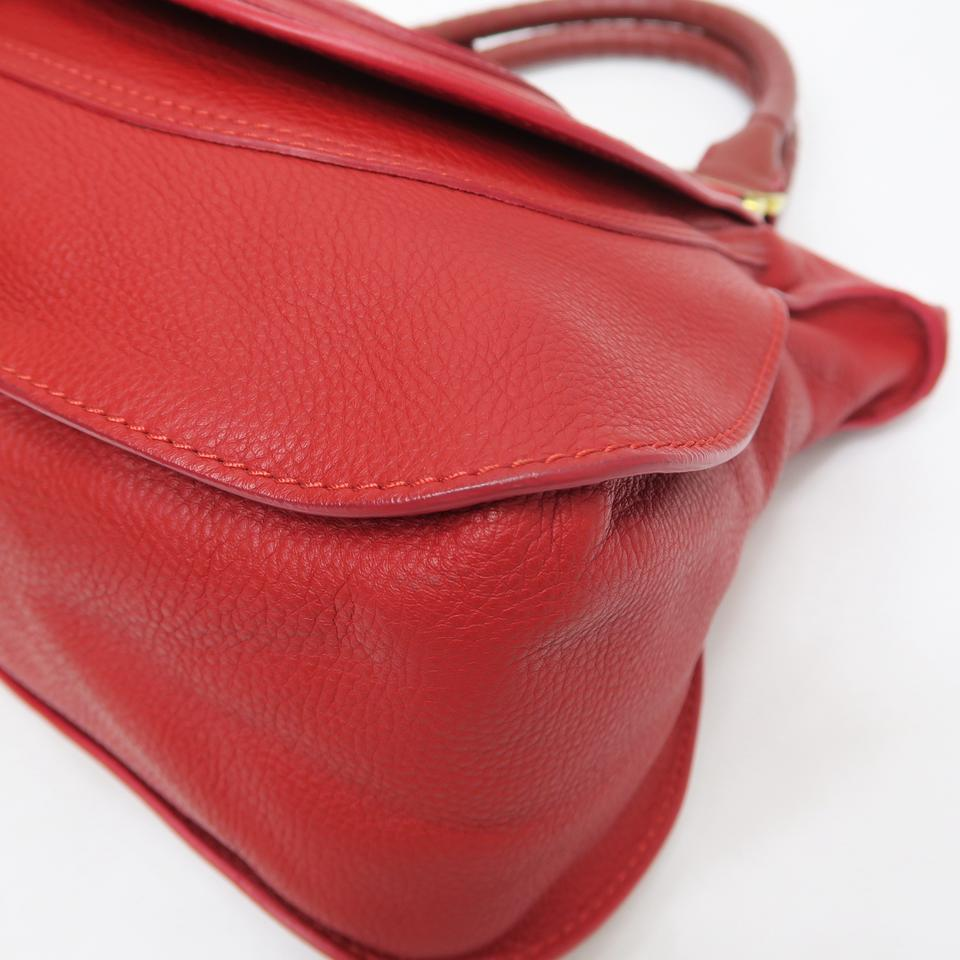 replica chloe - Chlo�� Chloe Large Marcie Red Tote Bag | Totes on Sale at Tradesy