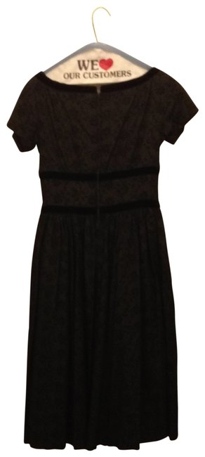 Item - Black Cocktail Dress Size 8 (M)