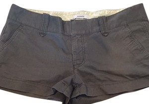 Express Shorts Olive Green