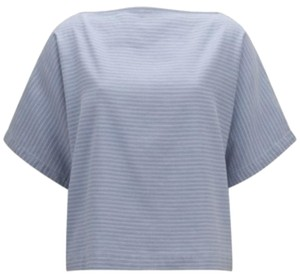Marc by Marc Jacobs Crop Top Pale Stripe