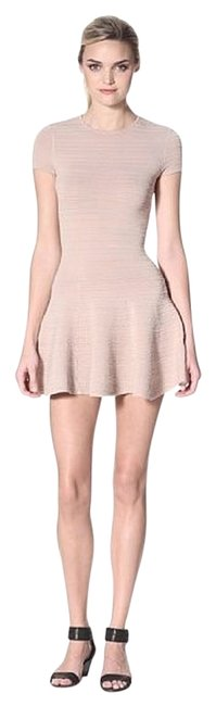 Preload https://item2.tradesy.com/images/torn-by-ronny-kobo-nudebeige-sexy-once-scalloped-bottom-basically-new-hard-to-find-above-knee-night--1696761-0-0.jpg?width=400&height=650