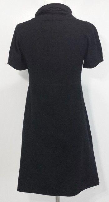 Theory short dress Black Wool Blend Sweater on Tradesy