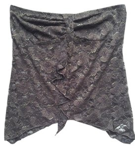 Wet Seal Top brown