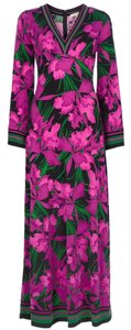 Multicolor Maxi Dress by MICHAEL Michael Kors Maxi Maxi Floral Long