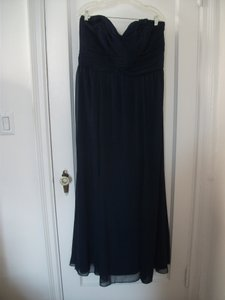Ralph Lauren Indigo Modern Glamour Dress