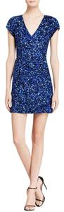 Parker Sequin Mini Luxury Embellished Dress