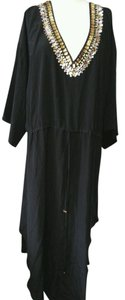Other NWOT Summer Swim Suit Cover Up - Free Size drawn string waist full length dress