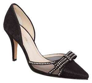 Caparros Evening Low Heel Black Formal
