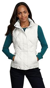 Eddie Bauer Quilted Puffy Diamond Vest