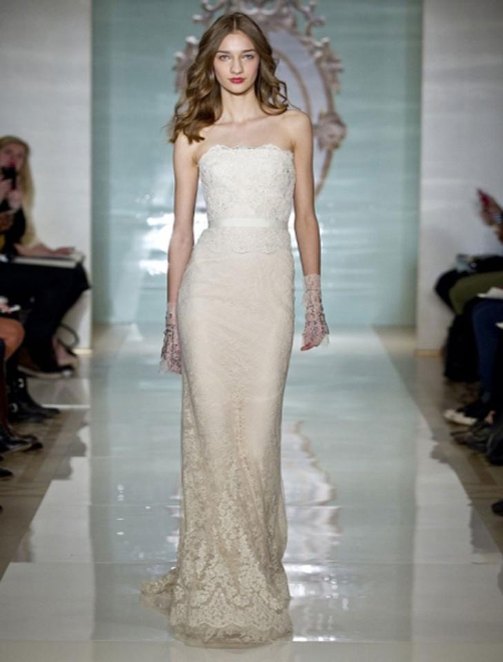 Reem Acra Wedding Dresses - Up to 70% off at Tradesy