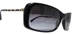 8d18a049f7 Black Chanel Sunglasses - Up to 70% off at Tradesy