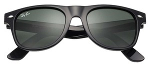 Ray-Ban NEW! Junior Wayfarer Sunglasses RB9035S, Black, 44mm