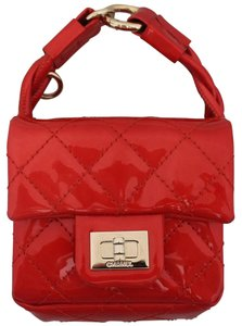 Chanel Wristlet in RED