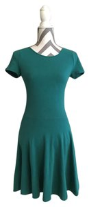 Nordstrom short dress emerald green Bp Green Summer on Tradesy