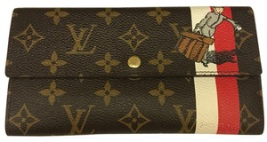 Louis Vuitton Groom Bellboy Sara Wallet