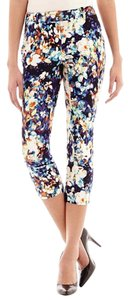 Worthington Capri/Cropped Pants Multicolor
