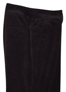 Coldwater Creek Boot Cut Pants Black