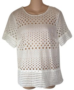 MICHAEL Michael Kors Top White