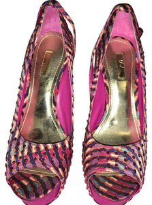 Wild Pair HOT PINK Pumps