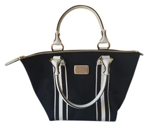 Michael Kors Nautical Tote in Navy