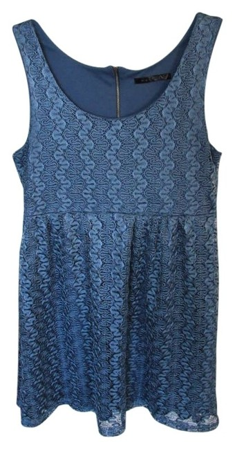 Preload https://img-static.tradesy.com/item/169753/blue-above-knee-night-out-dress-size-6-s-0-0-650-650.jpg