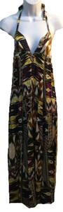 multicolor Maxi Dress by ISSA London